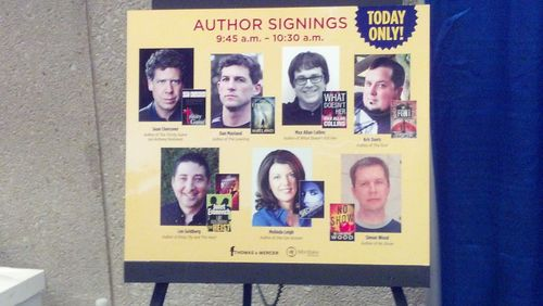 AuthorSignings